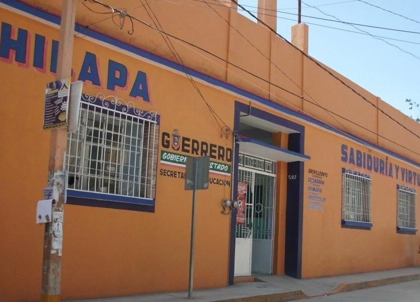 Foto: Niños de kínder en Guerrero se intoxican , 20 de febrero 2019. (Twitter @APIGUERRERO)