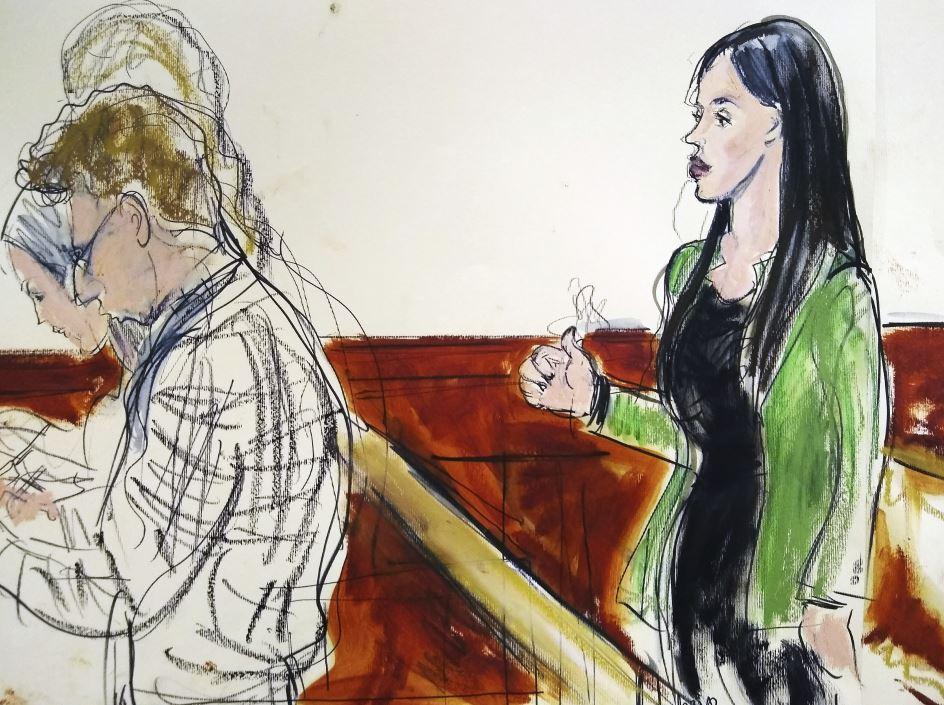 Foto: No voy a llorar, dice Emma Coronel tras veredicto de 'El Chapo' 12 febrero 2019