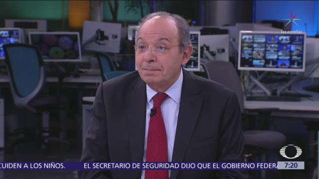 'Nocturno de la democracia mexicana', Aguilar Camín en Despierta