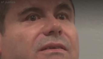 """FOTO Video nuevo de """"El Chapo"""", cuando fue extraditado a EU /EU 2017"""