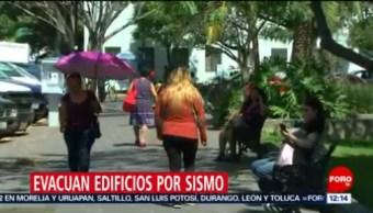 Oaxaca mantiene supervisión tras sismo en Chiapas