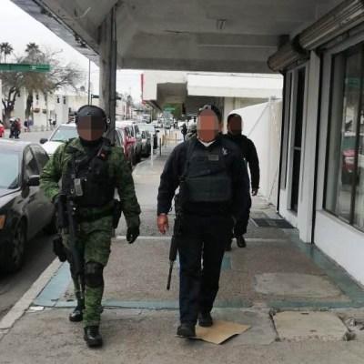 Abaten a presunto delincuente durante enfrentamiento en Reynosa, Tamaulipas