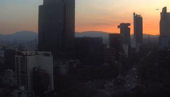 Foto: Panorámica de la Ciudad de México, el 18 de febrero de 2019.