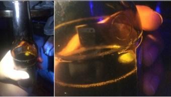 Pata-negra-condesa-bebidas-Redes-sociales-Denuncia-Drogar-Bebida-adulterada-Bebidas-adulteradas-pastillas-tragos, 6 de febrero 2019, Ciudad de México