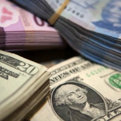 Dólar cierra en 20.05 pesos a la venta en bancos de CDMX