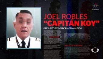 detienen supuesto piloto aeromexico ofrecia empleo cambio dinero