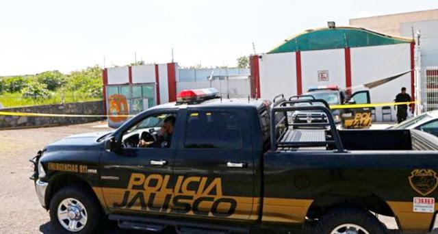 Foto: Operativo de seguridad en Jalisco, 12 de febrero 2019. Twitter @ValorXTamauIipa