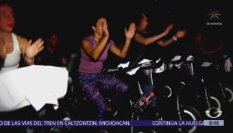 Ponte Fit: Entrenamiento con nuevo spinning