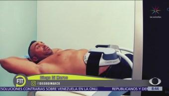 Ponte Fit: Tecnología para marcar el abdomen en segundos