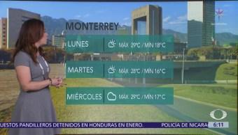 FOTO: Prevén temperaturas cálidas en gran parte de México, 4 febrero 2019