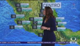 Pronostican lluvias y chubascos en noroeste, norte y noreste de México