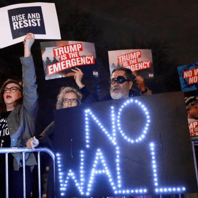 Trump podría emitir veto al Congreso si le niega la emergencia nacional