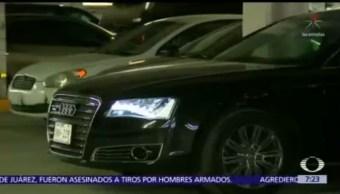 Publican convocatoria de subasta de vehículos oficiales en México