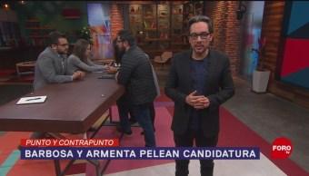FOTO: Punto y Contrapunto, con Genaro Lozano: Programa del 13 de febrero de 2019, 13 FEBRERO 2019