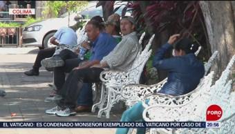 FOTO: Récord histórico de calor en Colima, 13 FEBRERO 2019