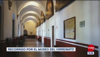 Recorrido por el Museo del Virreinato (Parte 1)