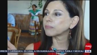 FOTO: Renuncia Clara Torres a las Estancias Infantiles, 17 febrero 2019