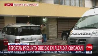 Foto: Reportan Hallazgo Cadáver Inmueble Coyoacán 13 de Febrero 2019