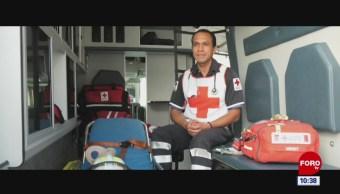 Retratos de México: El paramédico