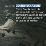 Foto: Audios Accidente Aéreo Martha Erika Alonso 28 de Febrero 2019