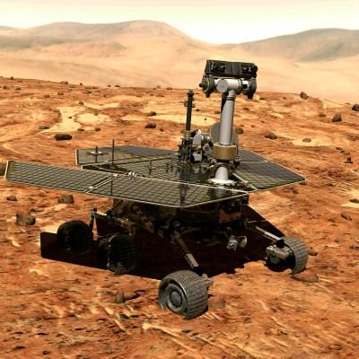 Robot que exploraba Marte 'muere' por tormenta de polvo