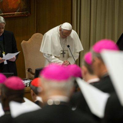 'Tenía 11 años y un sacerdote destruyó mi vida', denuncia víctima en Vaticano