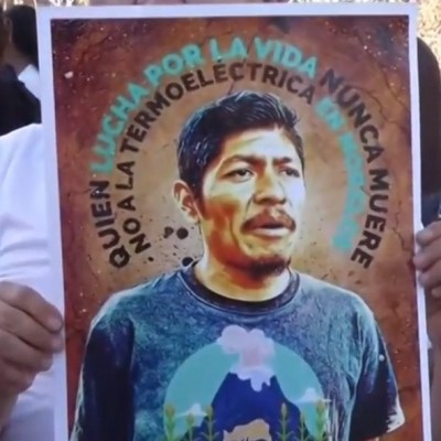 Asesinato de Samir Flores, no está vinculado a asuntos políticos: Fiscalía de Morelos