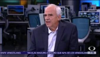 Samper: Postura de México sobre Venezuela es respetable