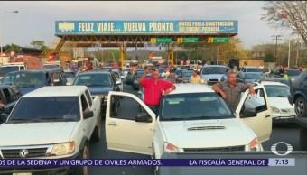 Se agudiza la tensión en frontera entre Venezuela y Colombia