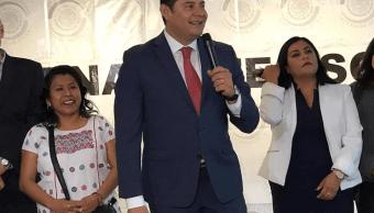Morena, Elecciones Puebla, Candidato, Twitter, @armentaconmigo, 18 febrero 2019