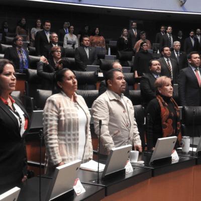 Senadores piden un día de luto nacional por Tlahuelilpan