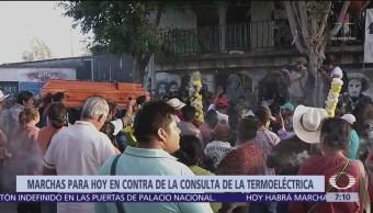 Sepultan a activista Samir Flores y alistan marchas en Morelos