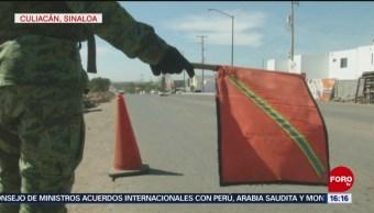 Foto: Sinaloa toma medidas para prevenir repunte de violencia