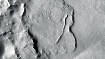 Foto: Imágenes de la sonda Mars Express de la Agencia Espacial Europea muestran evidencia de un antiguo sistema de agua subterránea en Marte, 28 febrero 2019