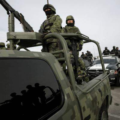 AMLO: Guardia Nacional será como Ejército de Paz de ONU