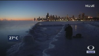 Foto: Suman 21 muertos por ola de frío ártico en EEUU