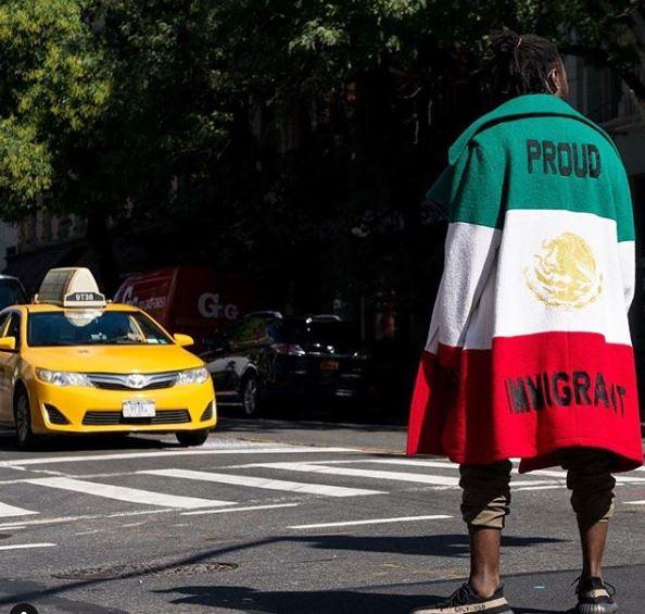 disenador mexicano rinde tributo tepito en semana moda en ny