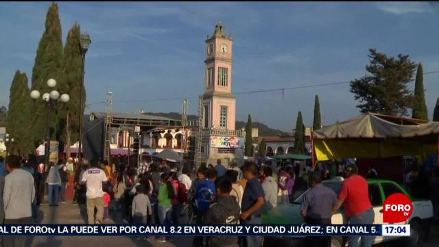 Foto: Tlaxiaco, de fiesta por nominación de Yalitza Aparicio