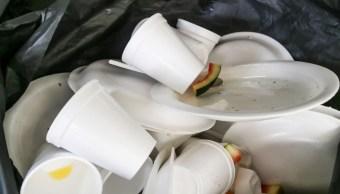 Toluca prohibe uso de bolsas, popotes y vasos de plástico