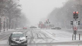 Foto: Debido a la tormenta invernal edificios de gobierno y escuelas cerraron por las malas condiciones climáticas, 20 febrero 2019