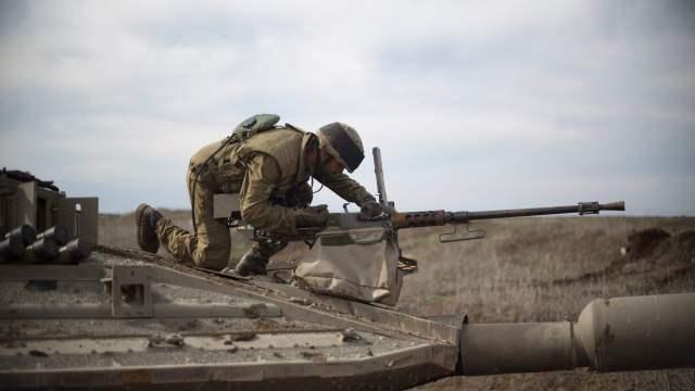 FOTO Ejército de Israel simula guerra con Gaza AP, archivo 11 enero 2016