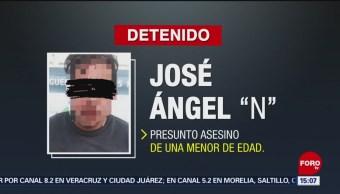 FOTO: Una menor de 14 años es asesinada por su padrastro en Veracruz, 17 febrero 2019