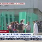 FOTO: Van 125 muertos por explosión en Tlahuelilpan, Hidalgo, 3 febrero 2019