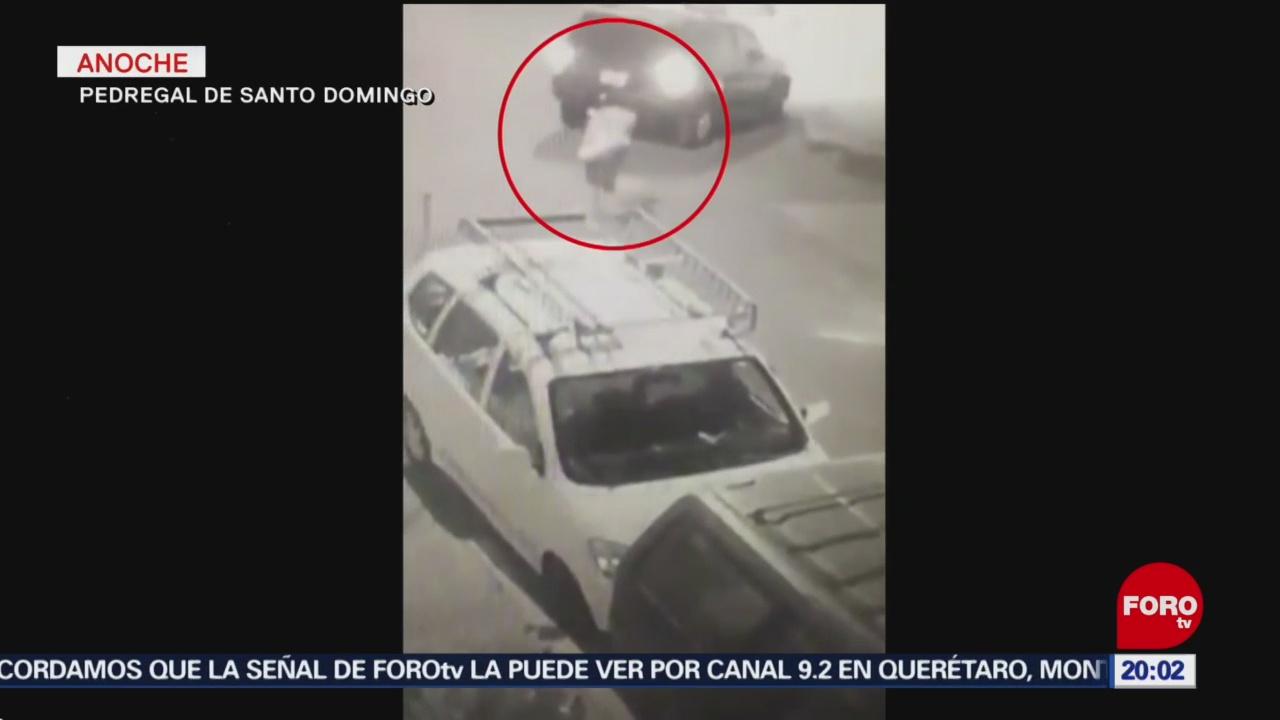 Foto: Video Intento Secuestro Universidad 01 de Febrero 2019