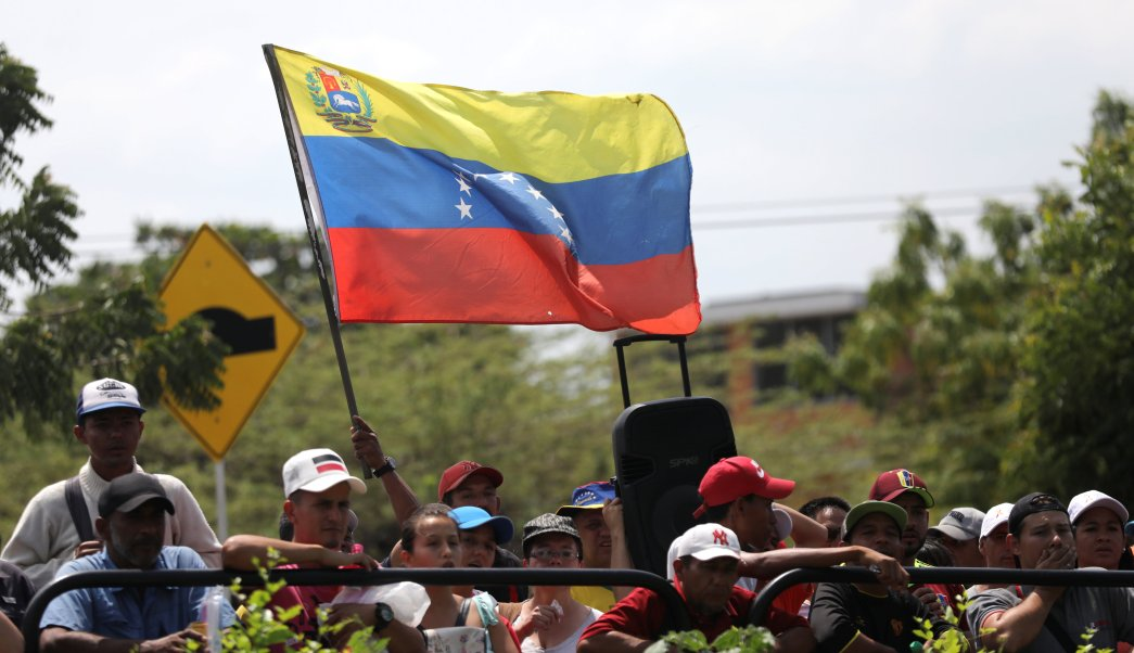 venezuela aid live cucuta recibira a 250 mil personas