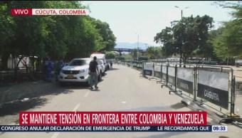 Venezuela mantiene frontera cerrada con Colombia