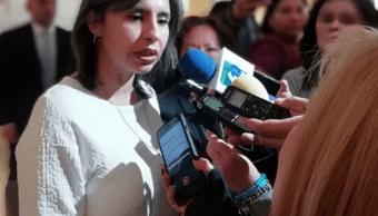 Protestas contra aborto, Wendy Briceño, presidente de la Comisión de Igualdad de Género de la Cámara de Diputados, Twitter, 5 febrero, 2019