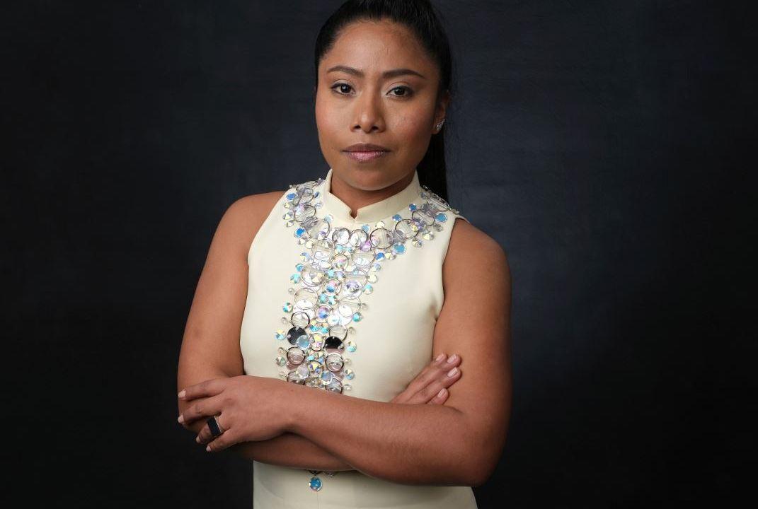 Foto: Yalitza Aparicio, 24 de febrero 2019