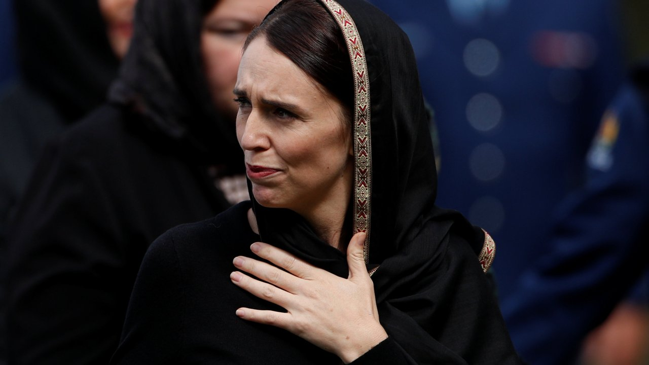 primera ministra de nueva zelanda recibe amenaza de muerte tras ataque terrorista