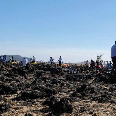 Muere mexicana en avionazo en Etiopía que causó 157 muertos